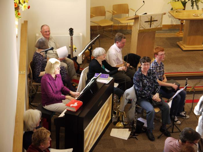 2015 Open weekend music group 4