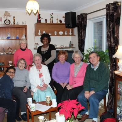Eileen`s house group for Website 10-01-17