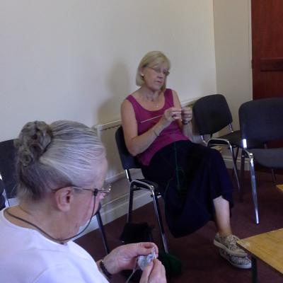 Knit and Chat